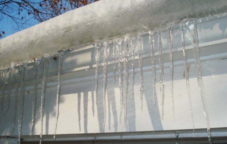 How To Remove Ice Dams From Your Roof Amp Gutters Porch Advice