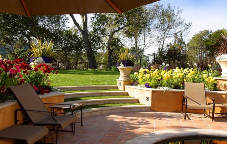 Keeping your landscaping project on schedule porch advice for Garden design reddit