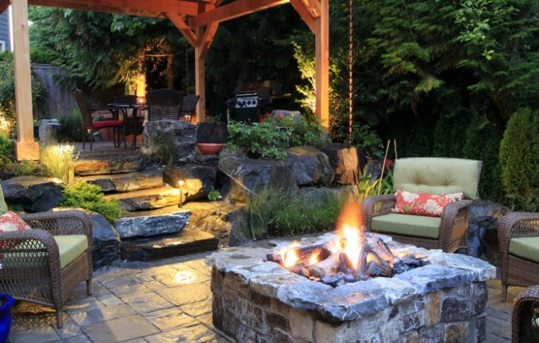 Alderwood Landscaping Fireplace 960x500