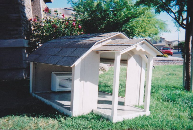 dog house designs we love - porch advice
