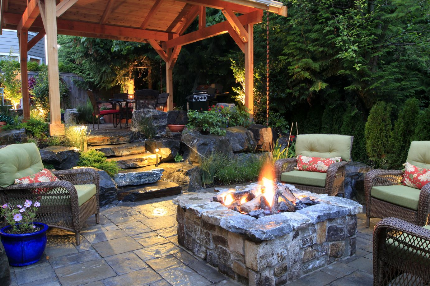 keep cozy with these 7 outdoor fire pits porch advice