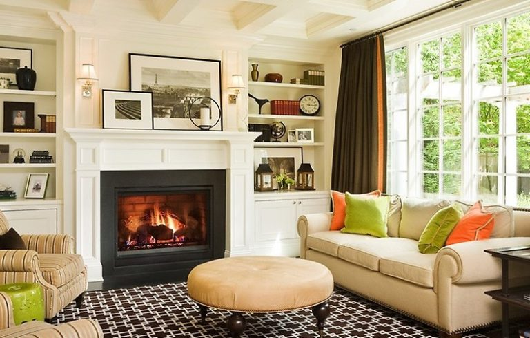 Fireplace 101: Cleaning & Safety - Porch Advice