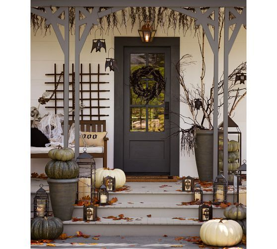 Decorating Ideas > Front Porch Halloween Decor  Porch Advice ~ 023923_Halloween Decorating Ideas Porch