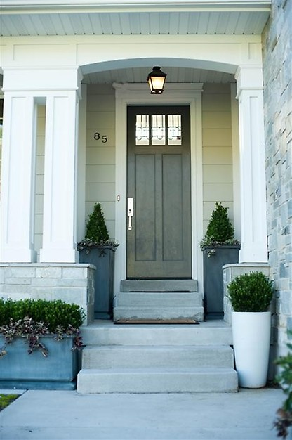 3 front door lighting ideas porch advice for Exterior front door lights