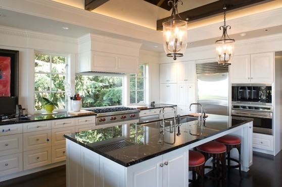 Lighting Your Kitchen Island With Pendants Porch Advice - Large kitchen pendants