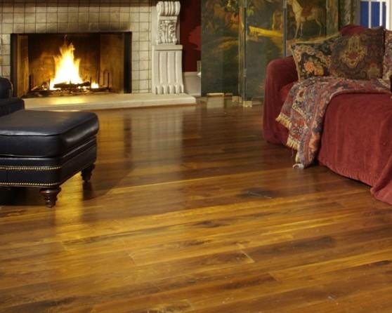 Wood Floors And Radiant Heat