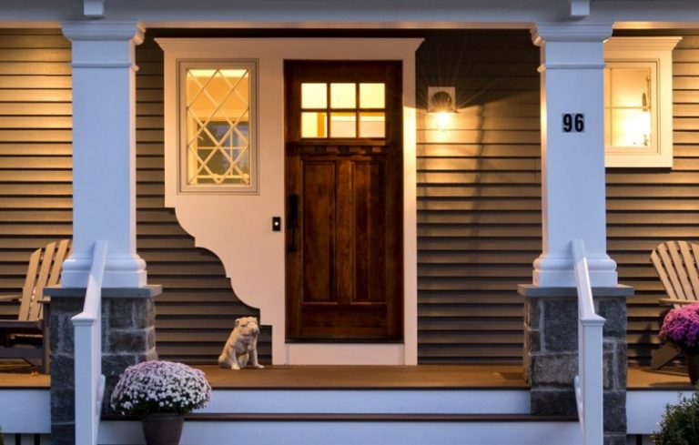 How to choose the best outdoor lighting for your home porch advice aloadofball Choice Image