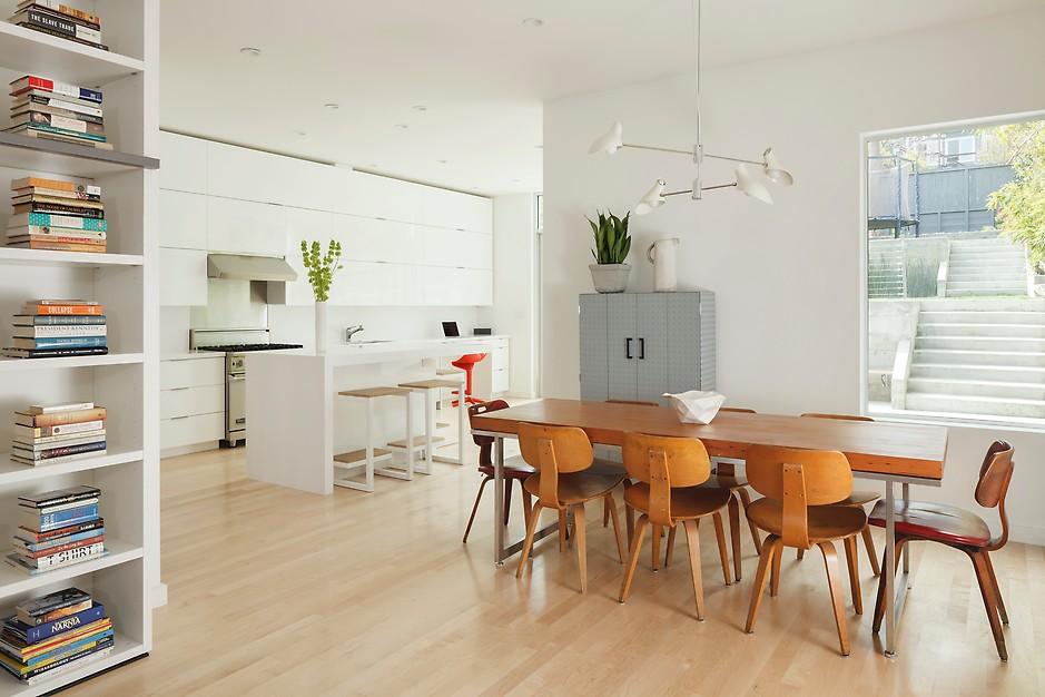 Designpad Architecture dining room