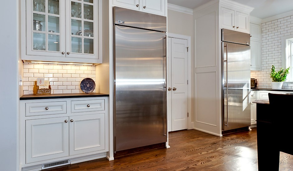 Hopedale Builders kitchen