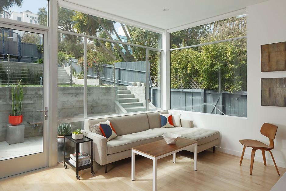 Designpad Architecture living room
