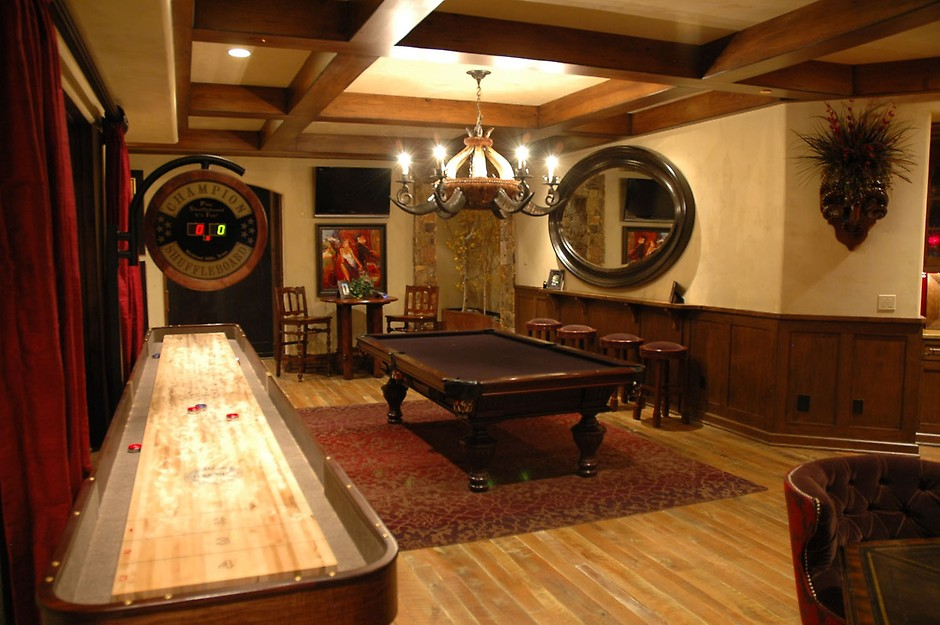 Spencer Design Game Room