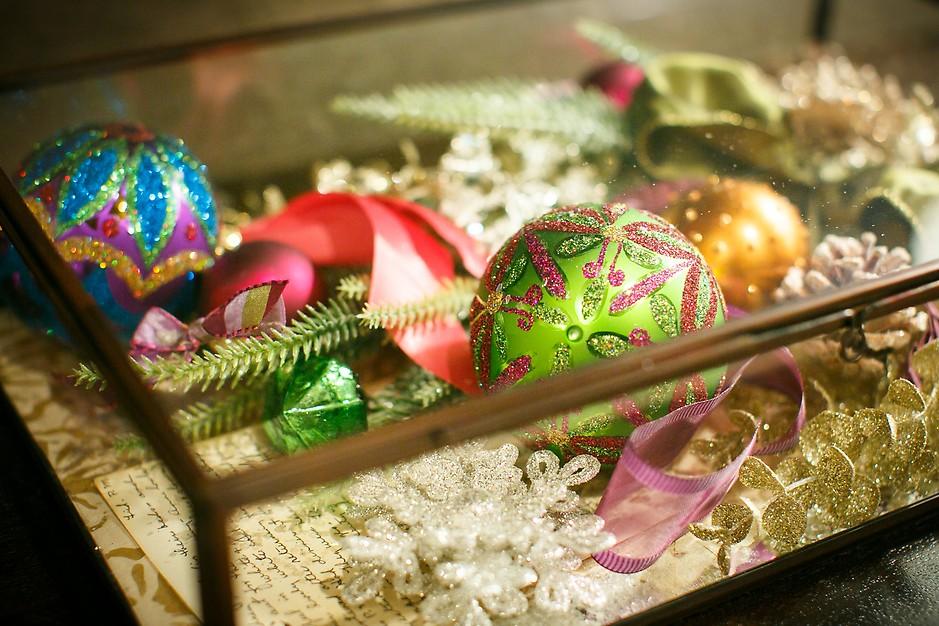 Minor Details ornaments