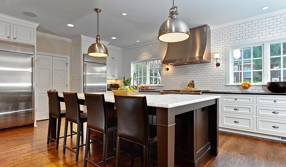 Hopedale builders kitchen