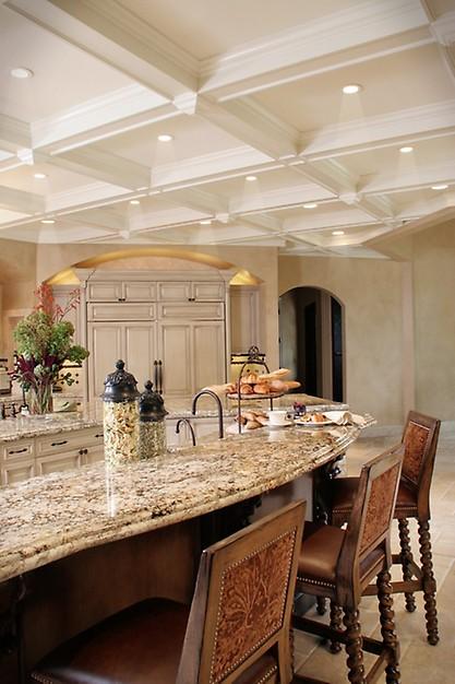 House of L kitchen lighting