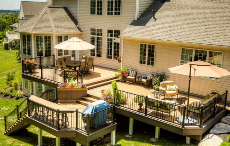 How To File For A Deck Construction Permit Porch Advice - Do you need a permit to remodel a bathroom