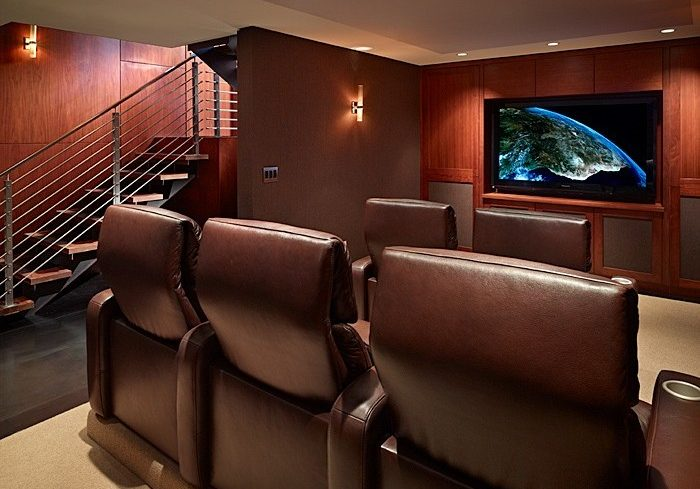 Have You Been Dreaming Of Installing A Home Theater Or Media Center? The  Nationwide Poll For Better Homes U0026 Gardens Real Estate Of 500 U201cluxury Home  Buyersu201d ...