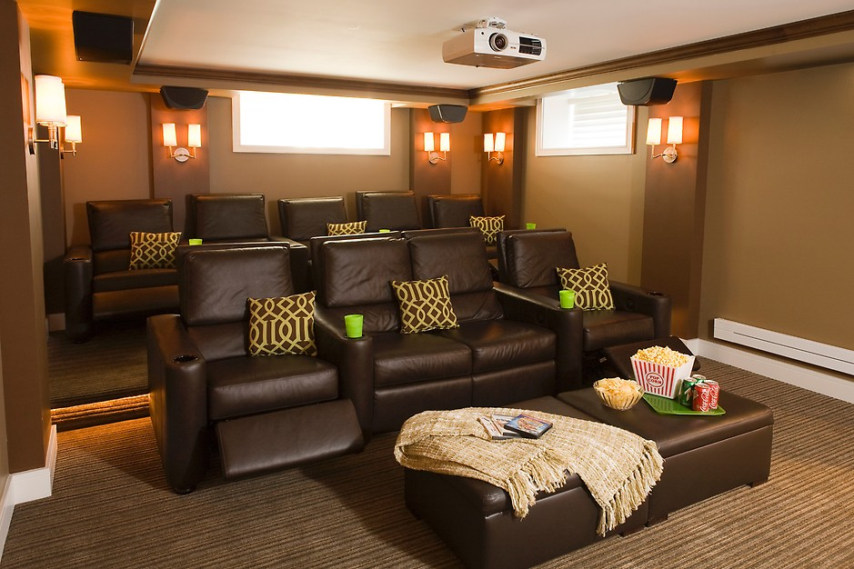 How to design the best home theater porch advice - Home theater design dallas inspired ...