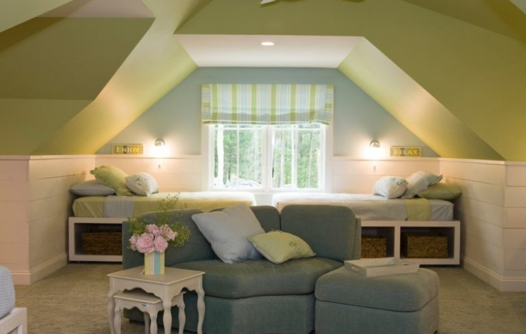 Should you convert your washington dc home s attic into a - How to convert a loft into a bedroom ...