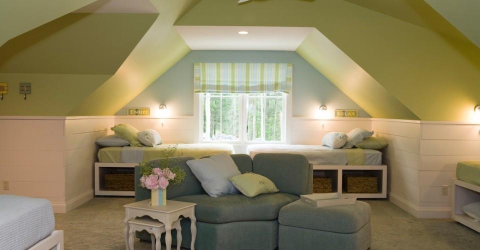 Should You Convert Your Washington, DC Homeu0027s Attic Into A Bedroom?