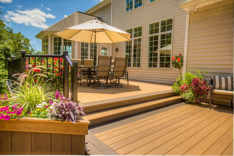 Exceptional Geographic Preferences For Decks Versus Patios
