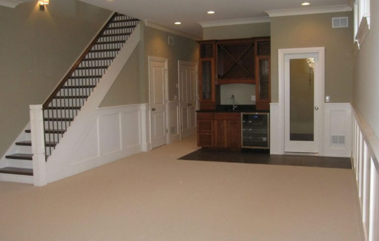 basement renovation kitchener ontario