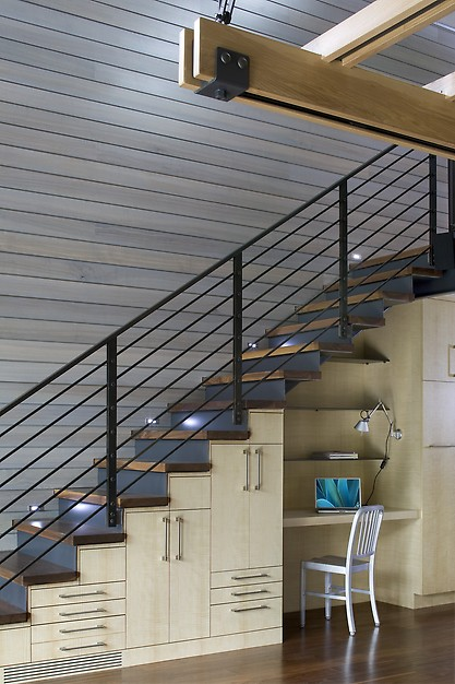 Creative Under The Stair Storage Ideas