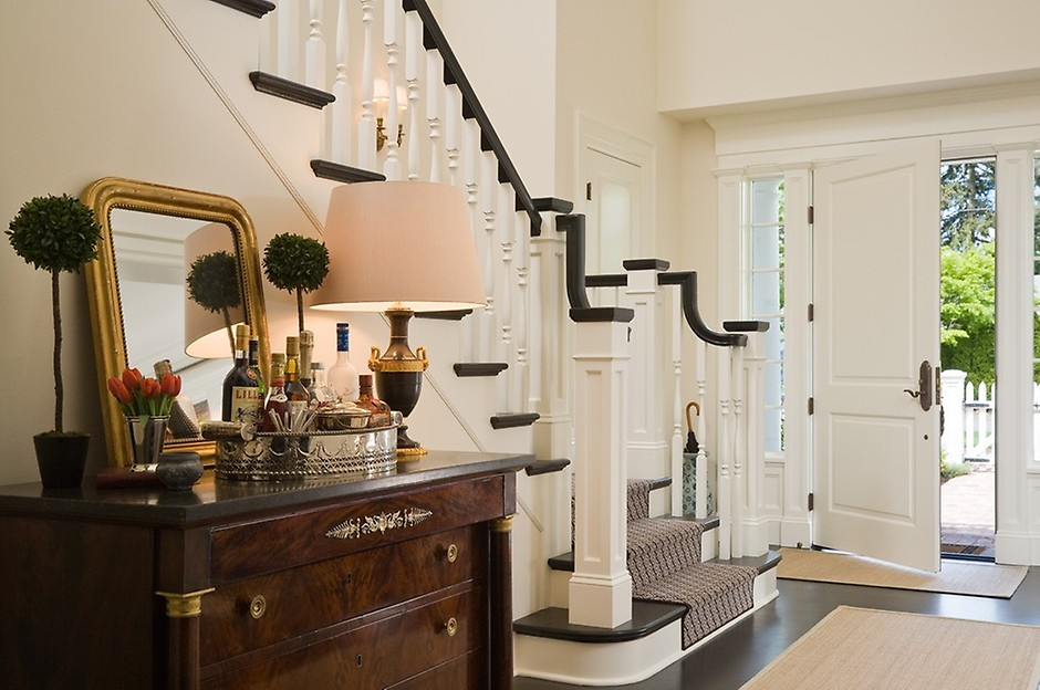 Small Foyer Stairs : Creative under the stair storage ideas porch advice