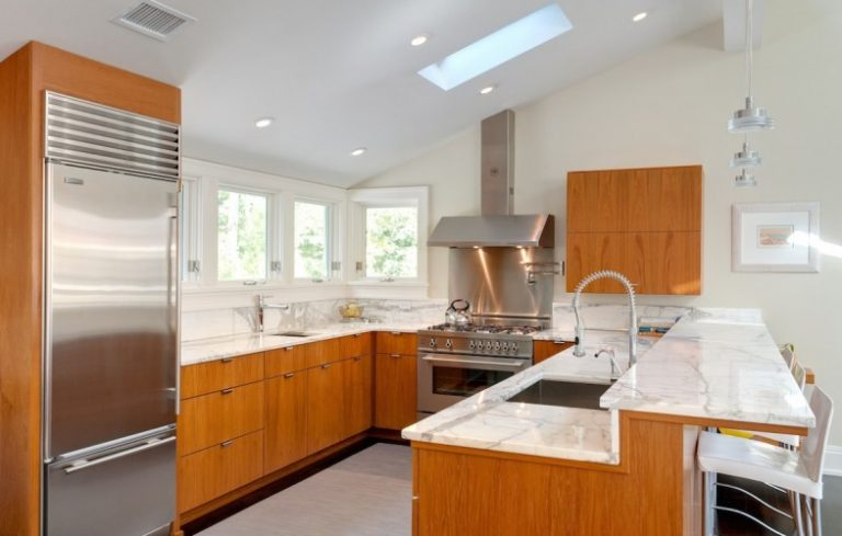 Efficient Kitchen Design the golden triangle: designing an efficient kitchen - porch advice
