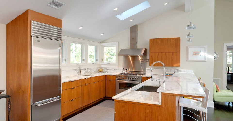 The Golden Triangle: Designing An Efficient Kitchen