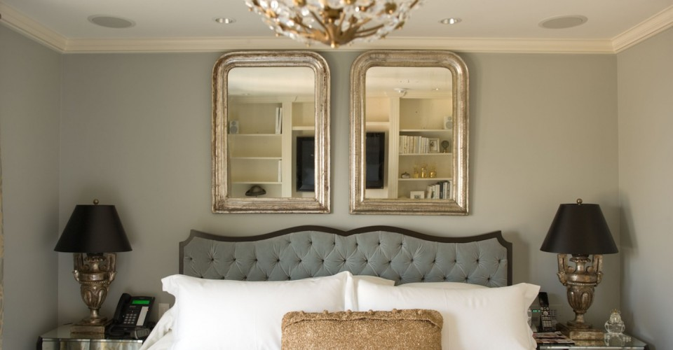 remodeling a bedroom can be as simple as new paint and furniture or