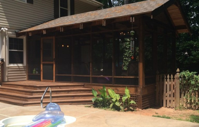 Project renovation diy screened in porch addition porch advice img0947 960x500 solutioingenieria Gallery