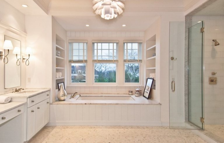 bathroom lighting advice. Benco-Construction-bathroom-960x500 Bathroom Lighting Advice A