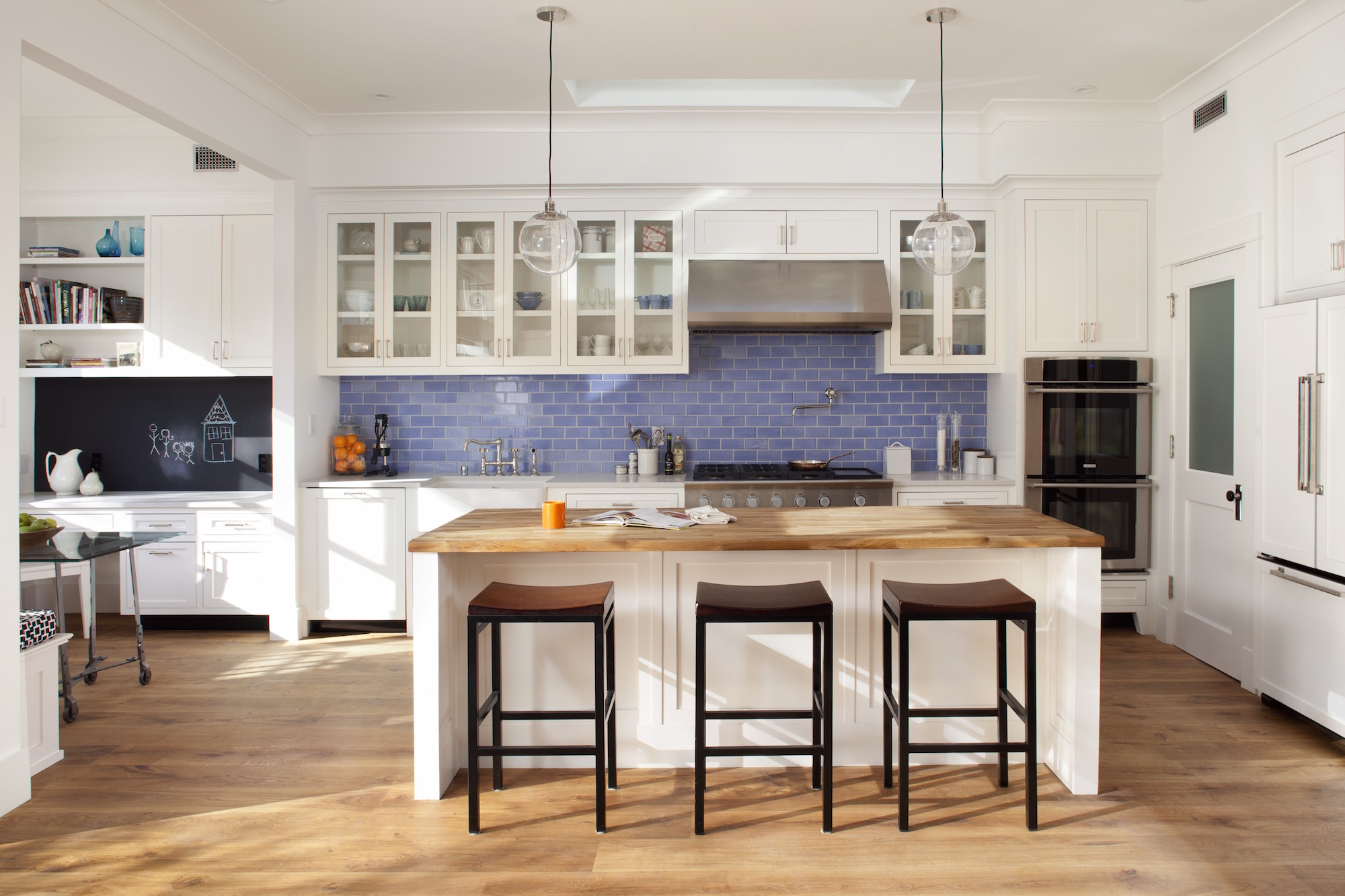 9 Trendy Kitchen Tile Backsplash Ideas