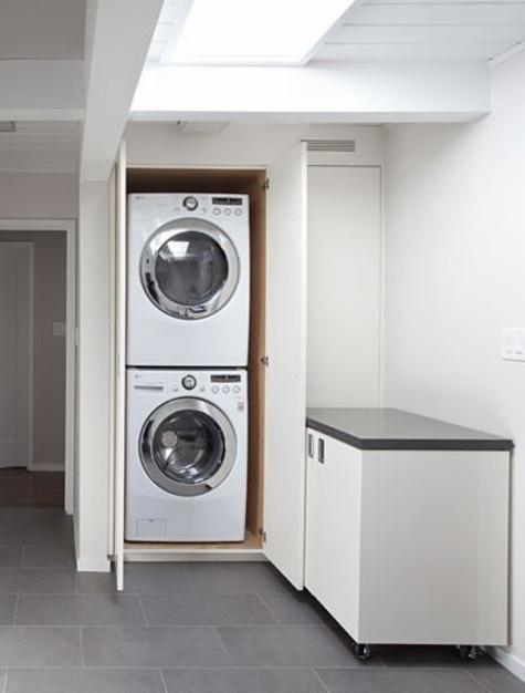 Klopf Architecture laundry room2