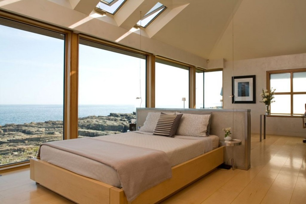 7 Bedrooms That Prove Your Bed Doesnt Have To Go Against