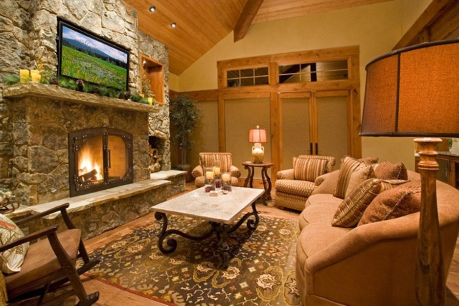 Warm Interior Design Prepossessing 6 Ways To Warm Up The Living Room Without Turning Up The Heat . Decorating Inspiration