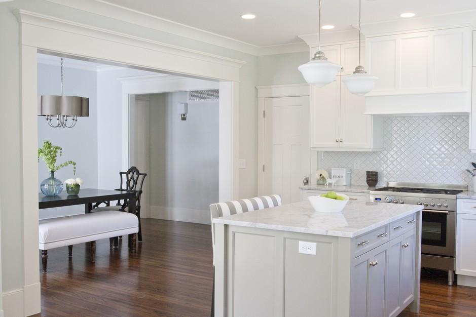 Tiek Built Homes lighting