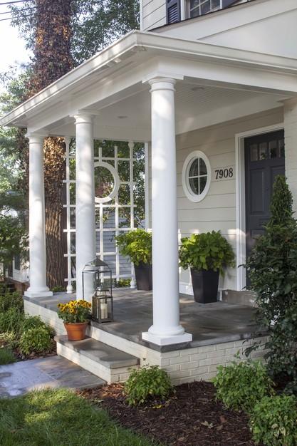 Wentworth front door