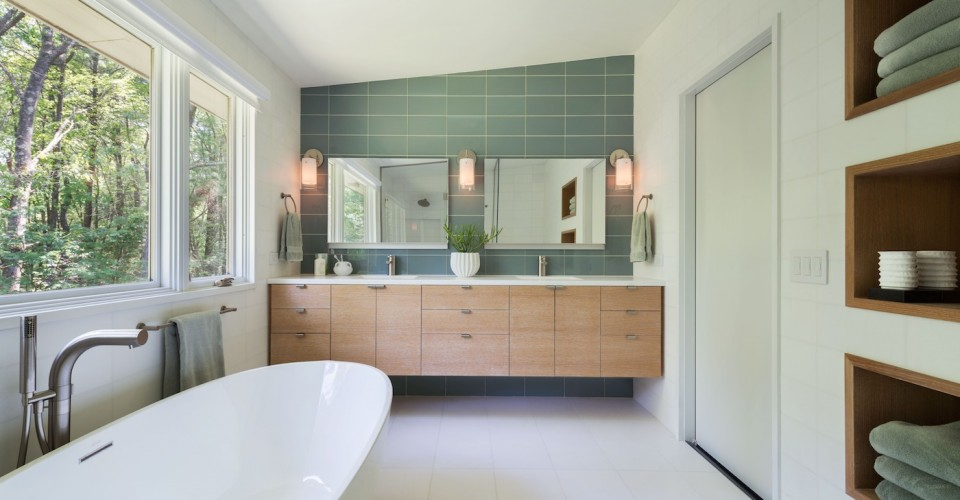 what is the cost versus value for a bathroom remodel in boston