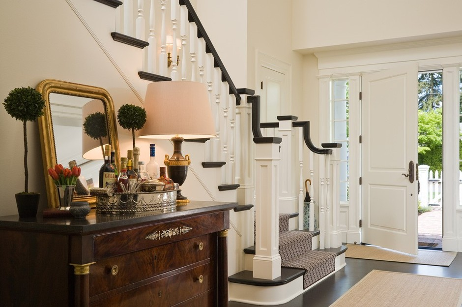 10 Rules Of Thumb For Decorating The Entryway