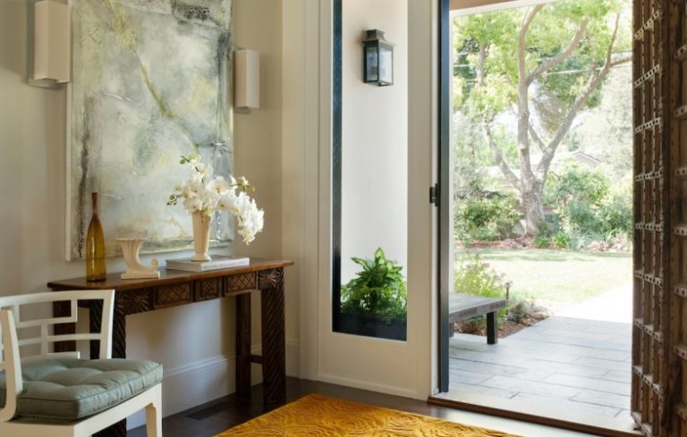 10 Rules of Thumb for Decorating the Entryway Porch Advice