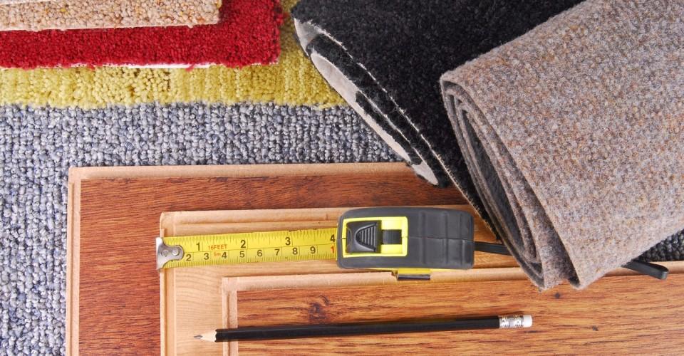 Choosing flooring material