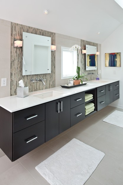 Adam Gibson Design bathroom