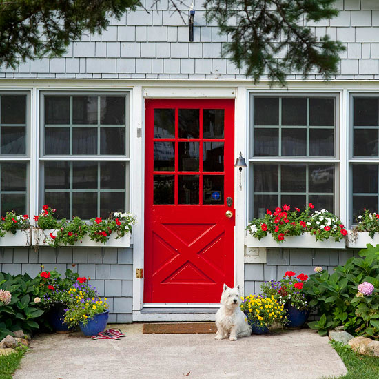 BHG Red Door