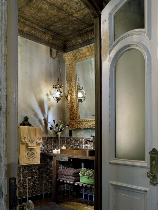 G. Butler Residence, NYC/ Elvis Restaino (D) Alex Gorlin (A)