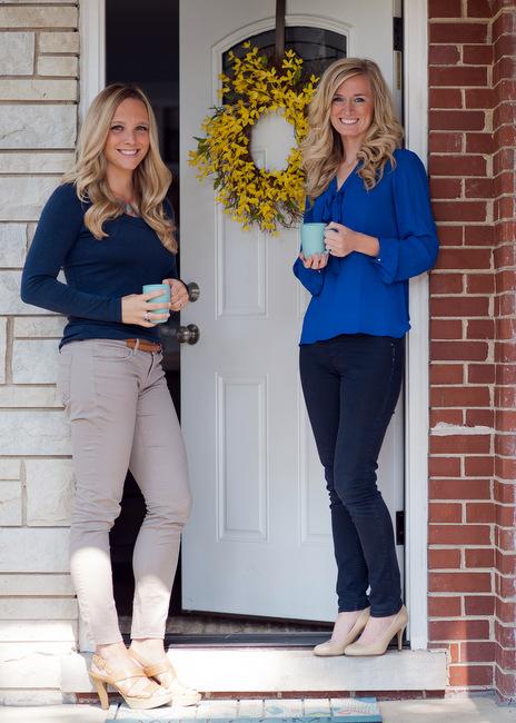 Casey-Bridget-Rookies-Door