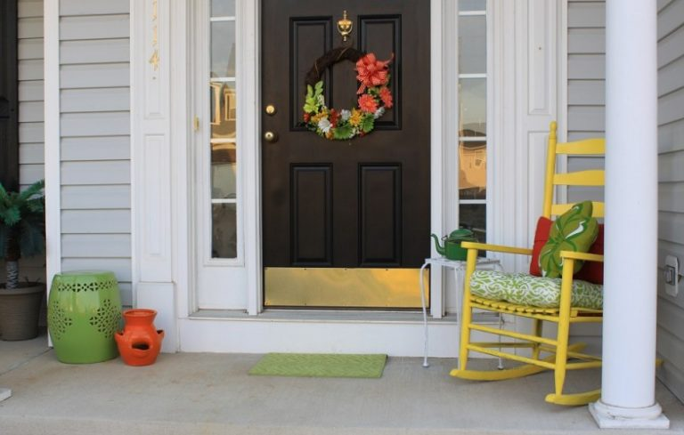Front-Door-960x500 (2) & What Does the Color of Your Front Door Say About You? - Porch Advice Pezcame.Com