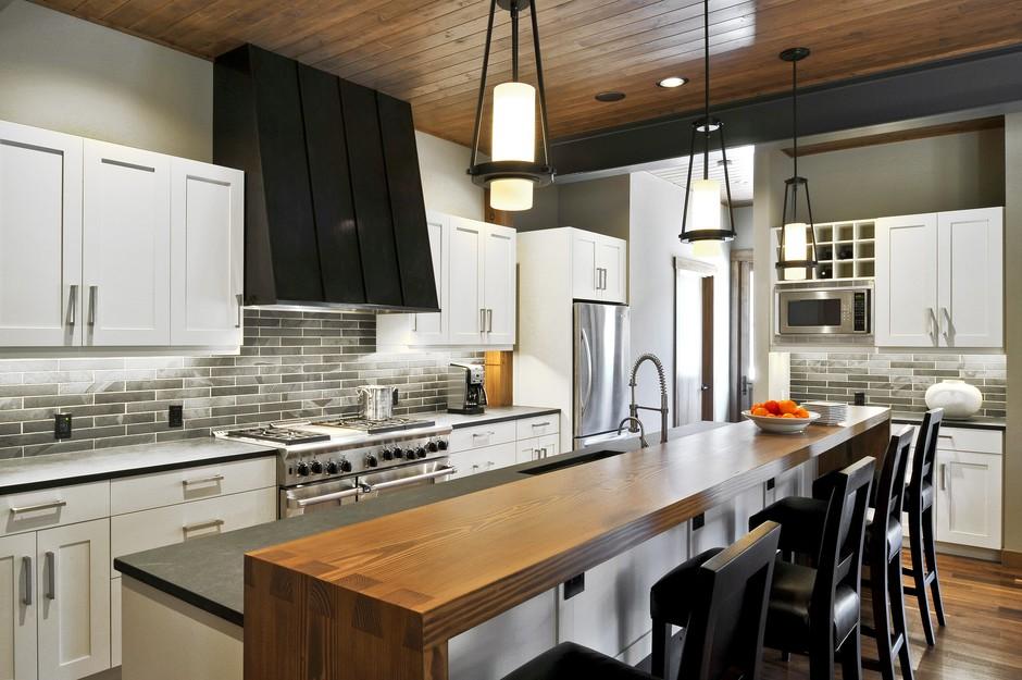 Hyde Evans Design kitchen