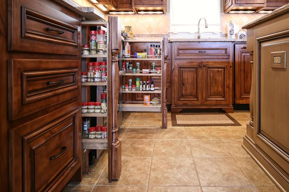 Walker Woodworking kitchen