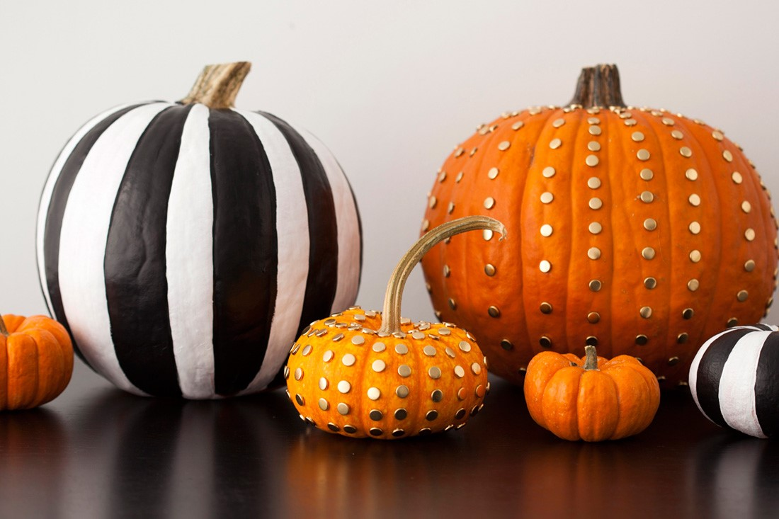 Mini pumpkin decorating ideas - Decorating Mini Pumpkins